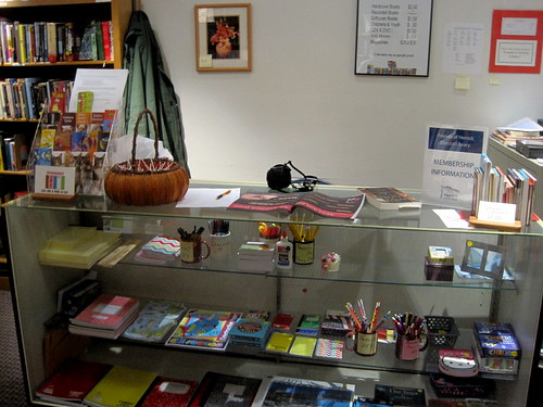 Herrick District Public Library Used Books Store
