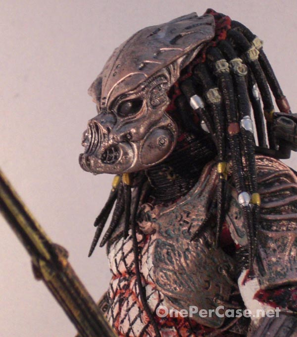 NECA Predators Wave 5 Predator 2 The Lost Tribe Guardian Gort Action Figure (10)