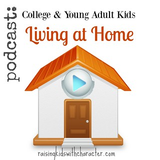 Podcast College & Young Adult Kids Living At Home