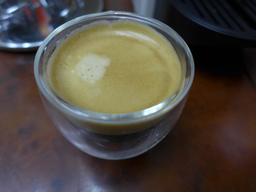 Nespresso 煮出來的 Expresso