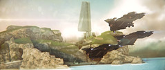Image Composite | Halo: Combat Evolved - The Silent Cartographer