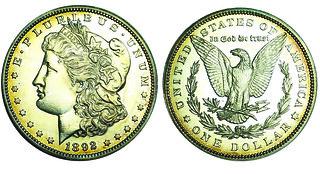 Numismatic Auctions sale 58 lot 0417