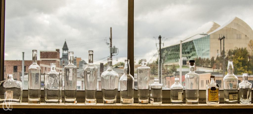 Tom's Town bottles