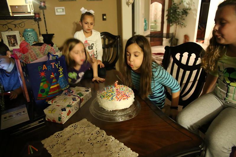 Slumber/Birthday Party