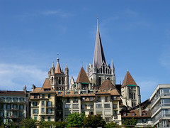 Cathedral skyline
