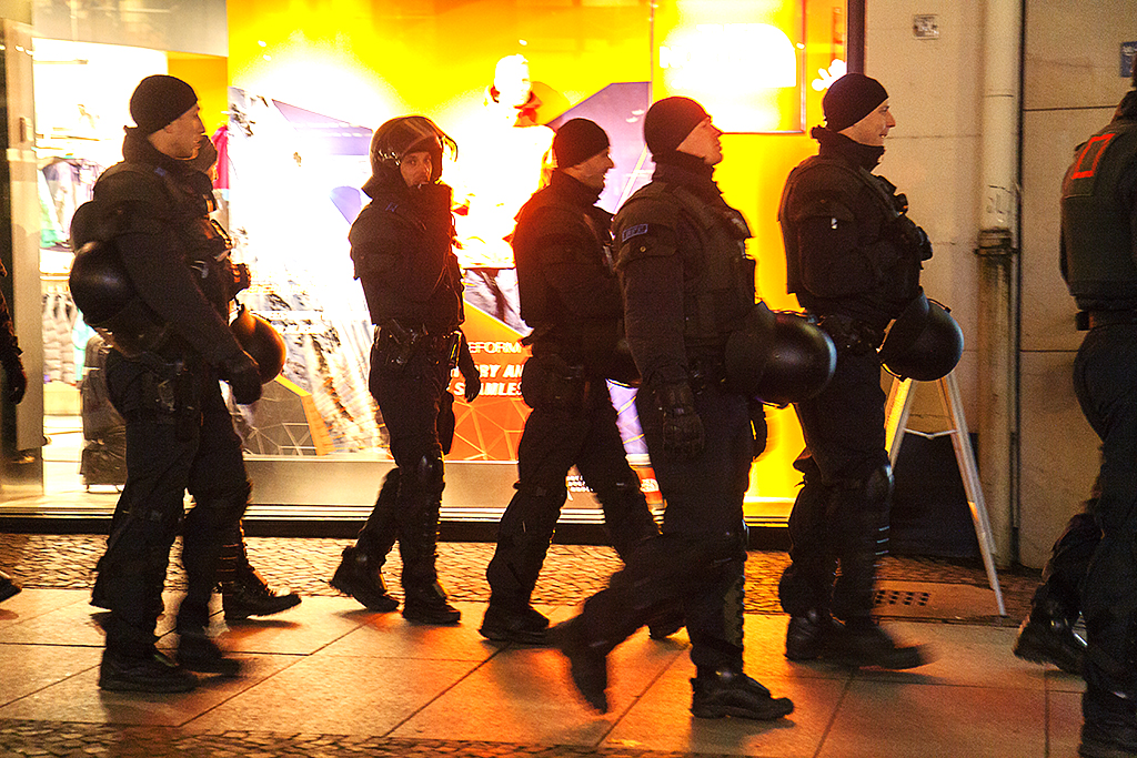 Cops on 11-23-15--Leipzig