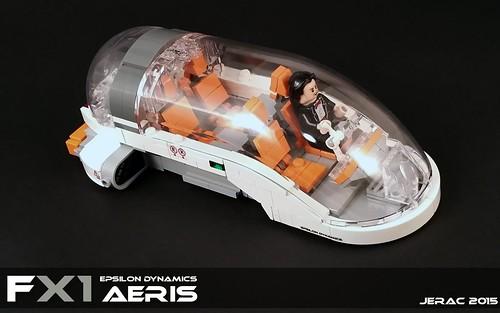 Epsilon Dynamics AERIS