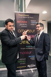 Festival Teatro Amaterur Alegría-Dulantzi 2015 - Photocall