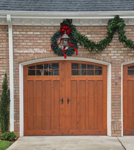 Christmas 2015/Garage Doors - Housepitality Designs