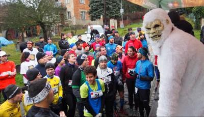 Olomoucký Yetti: Šnobl se dostal pod hodinu. Chmelková bloudila, přesto vyhrála