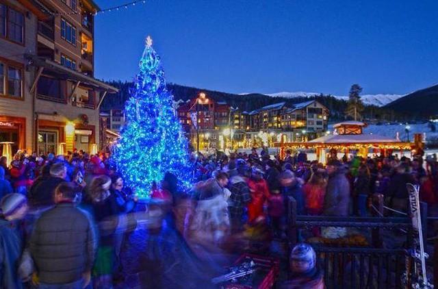 Winter Park Christmas Tree Lighting