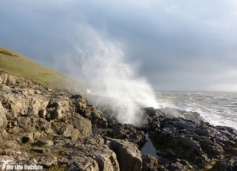 P1160869 - Blowhole, Glamorgan Heritage Coast
