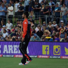 Hobart Hurricanes v Perth Scorchers