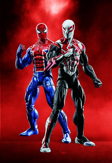 經典、罕見角色一一登場!孩之寶【漫威蜘蛛人傳奇系列】6吋收藏人物Wave 1 2017 Marvel Spider-Man Infinite Legends