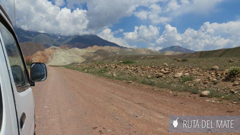 Jumgal a Suusamyr Kirguistán (3)