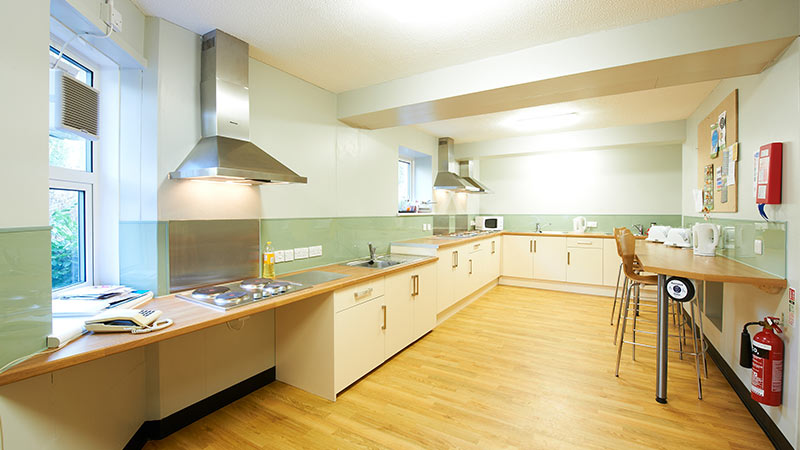 Kitchen in Brendon Court