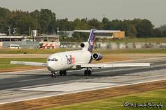 N208FE FedEx | Boeing 727-2S2(Adv)(F) | Memphis International Airport