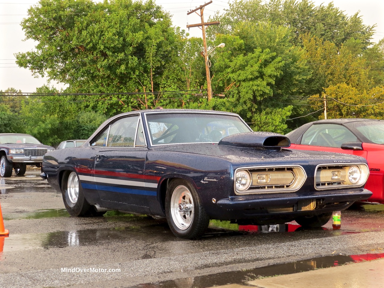 1968 Plymouth Barracuda Pro-Street