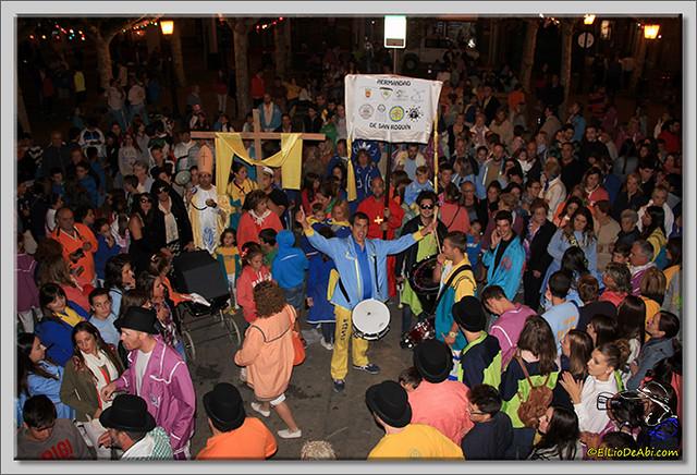 Jira campestre Entierro de San Roquín y subida de blusas (19)