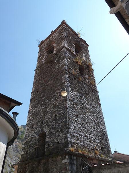 campanile colonnata