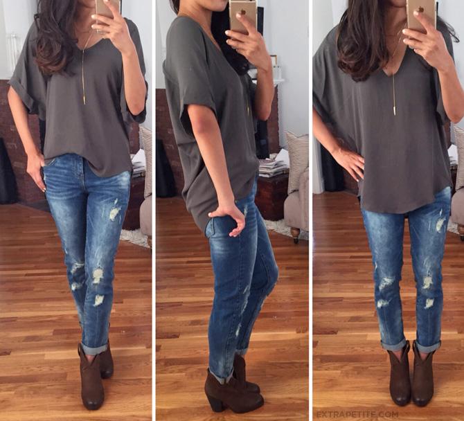 jolt girlfriend jeans petite