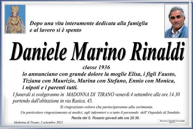 Rinaldi Daniele Marino