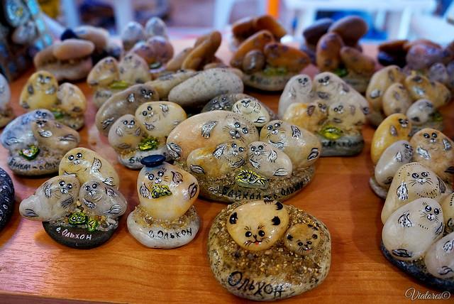 Gifts from Baikal. Baikal Seals