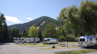 The Meadows RV Park in Ketchum, ID