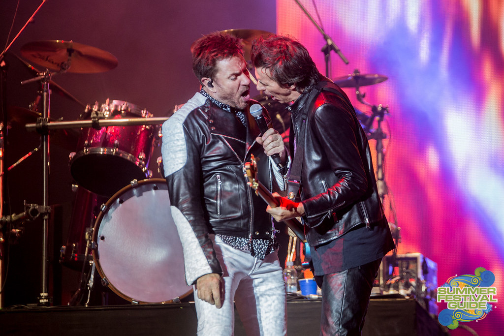 Duran Duran @ Bestival 2015