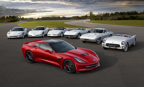 2014 Corvette StingRay - C7