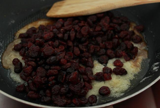 Gâteau d'automne aux cranberries_et_chantilly_au_sirop_d_érable_la_rochelle_6