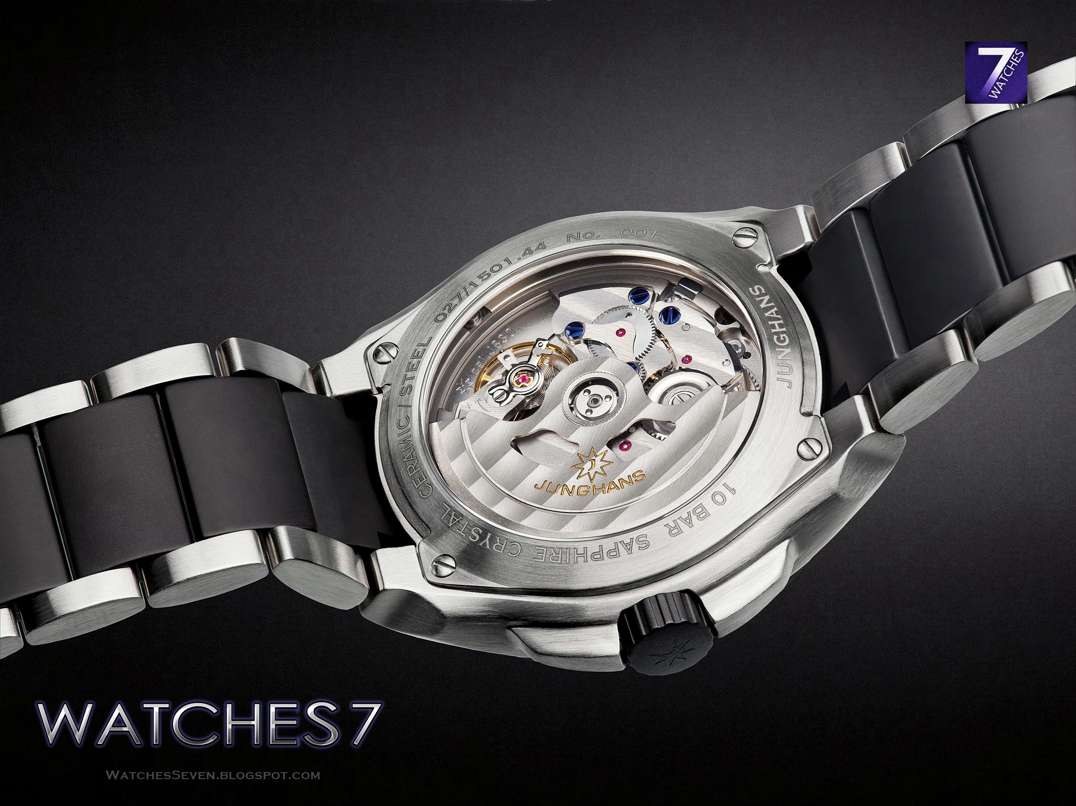 JUNGHAN's new Spektrum Automatic 21518100291_a3c092c622_o