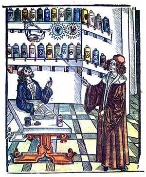 Casamassima- la Pro Loco Chiama l'unitre risponde-Omeopatia medievale