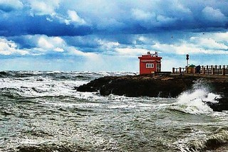 Torre a Mare. Inverno front