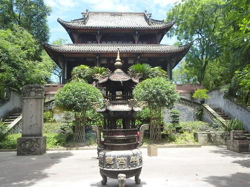 CH-Chengdu-Temple Taoiste (16)
