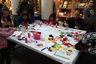 Filipino American Month - Asian Art Museum family arts