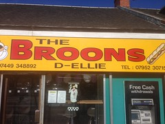 The Broons, Main Street
