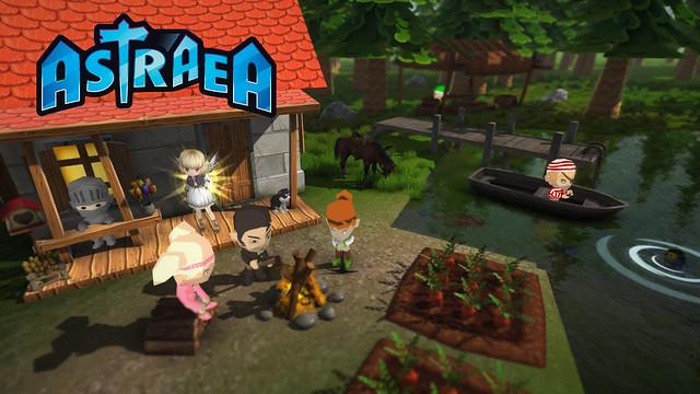 Astraea on PS4