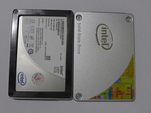 INTEL X25M-G2 120G SSD & 535 240GB SSD