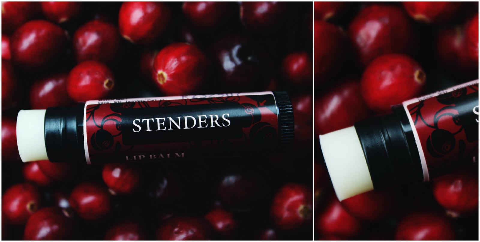 Stenders lūpu balzāms atsauksme
