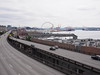 View of the Alaskan Way Viaduct from Victor Steinbrueck Park by procrast8