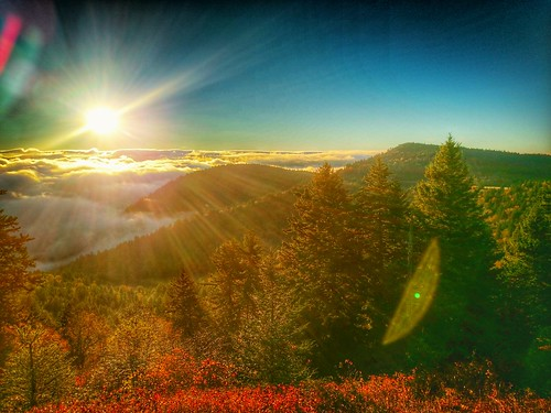 morning autumn mountains fall nc october surreal northcarolina nationalforest parkway boone appalachia hdr gsm blueridge pisgah gsmnp 2015