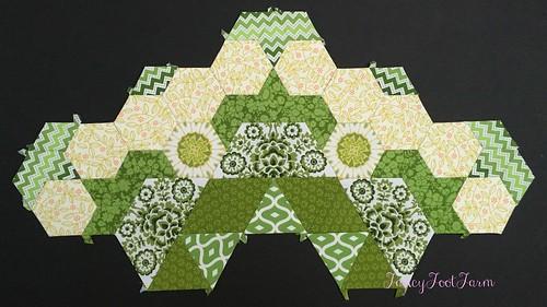New Hexagon Rosette 11a