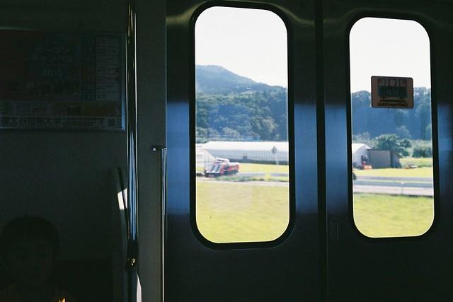 普通列車で盛岡旅行1 子ども科学館 Minolta HI-MATIC + SONY RX100