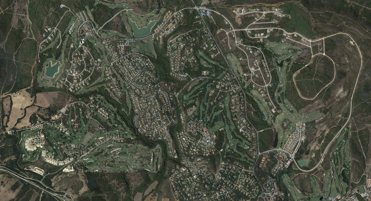 guadiaro, cádiz, ringriver, después, urbanismo, planeamiento, urbano, desastre, urbanístico, construcción, rotondas, carretera