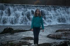 Eilish at the Dam