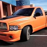 dodge orange