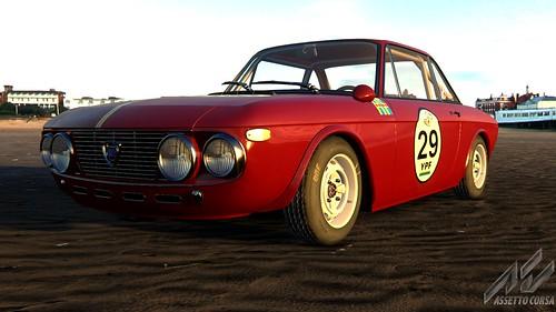 Assetto Corsa 1967 Lancia Fulvia