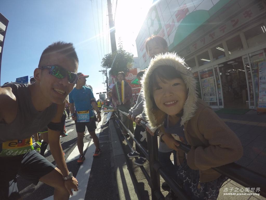大阪馬拉松-跑步-85