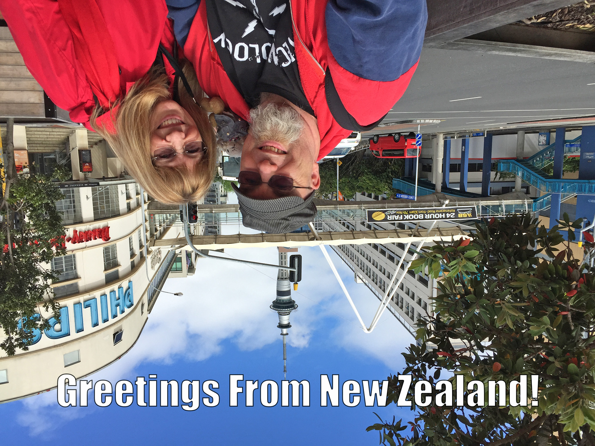 Greetings From New Zealand